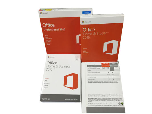 China Microsoft Windows-Zeer belangrijke Office 2016 Professionele de Productcodecode van PC online verdeler