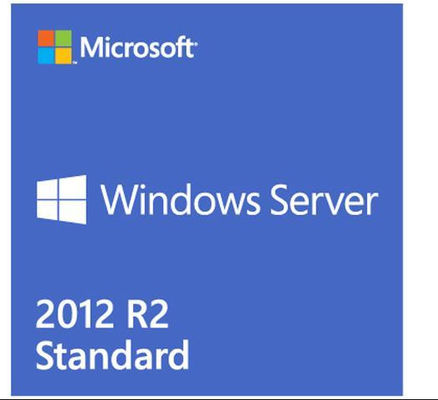 China Microsoft Windows Server 2012r2 standard 32/64 Zeer belangrijke Kleinhandel van de Download Online Activering verdeler